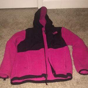 A north face jacket!